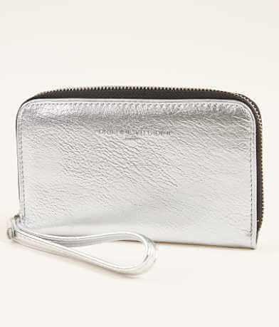 Adrienne Vittadini Metallic Wallet