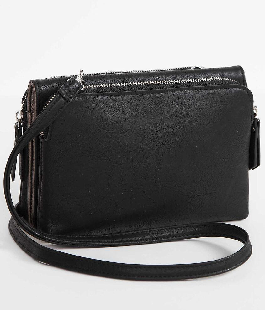 Under One Sky Double Crossbody Purse front view