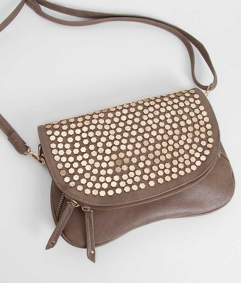 Under One Sky Studded Crossbody Purse front view