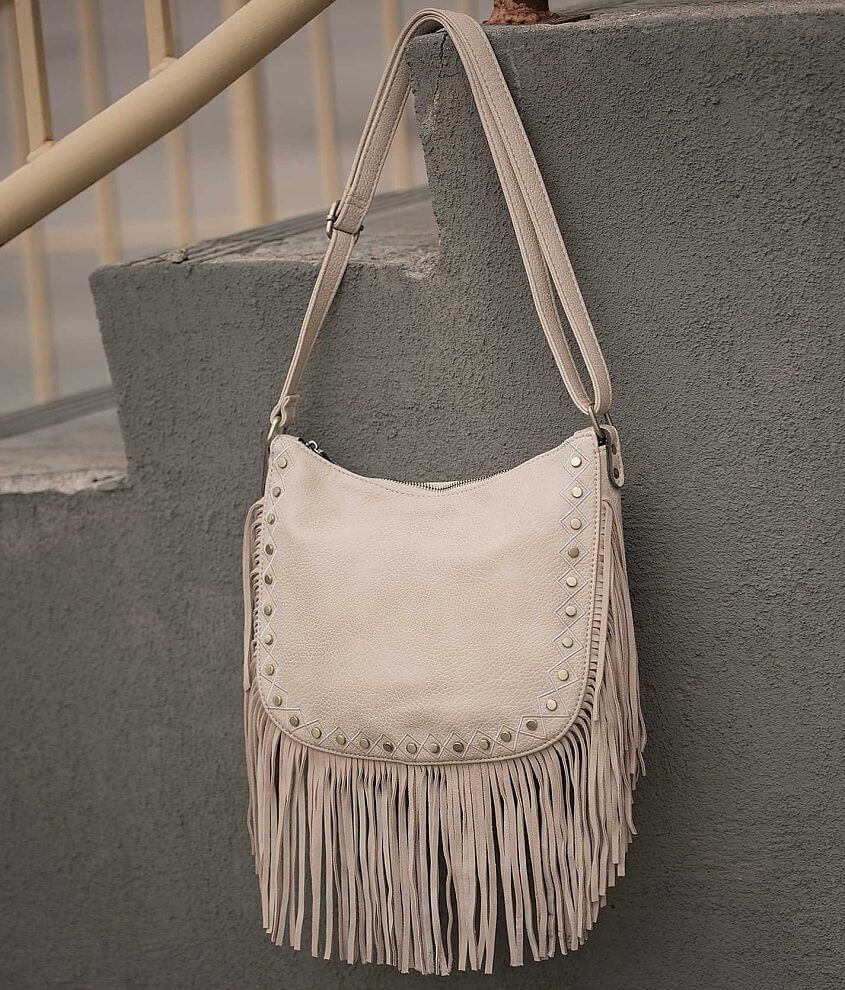 Distressed Purse front view