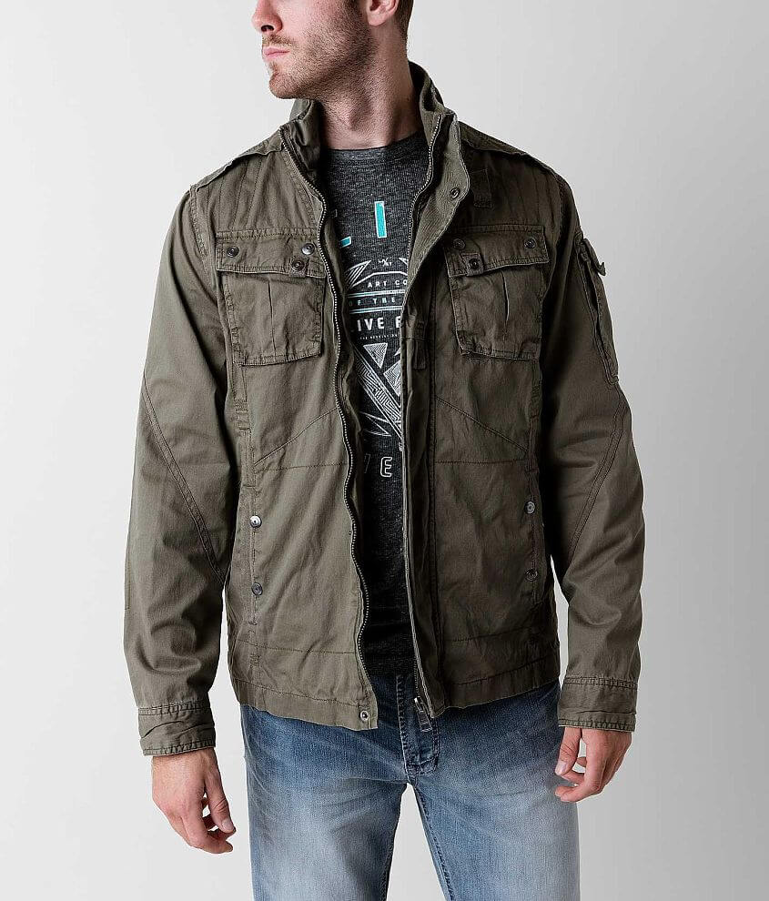 BKE Fatigue Jacket front view