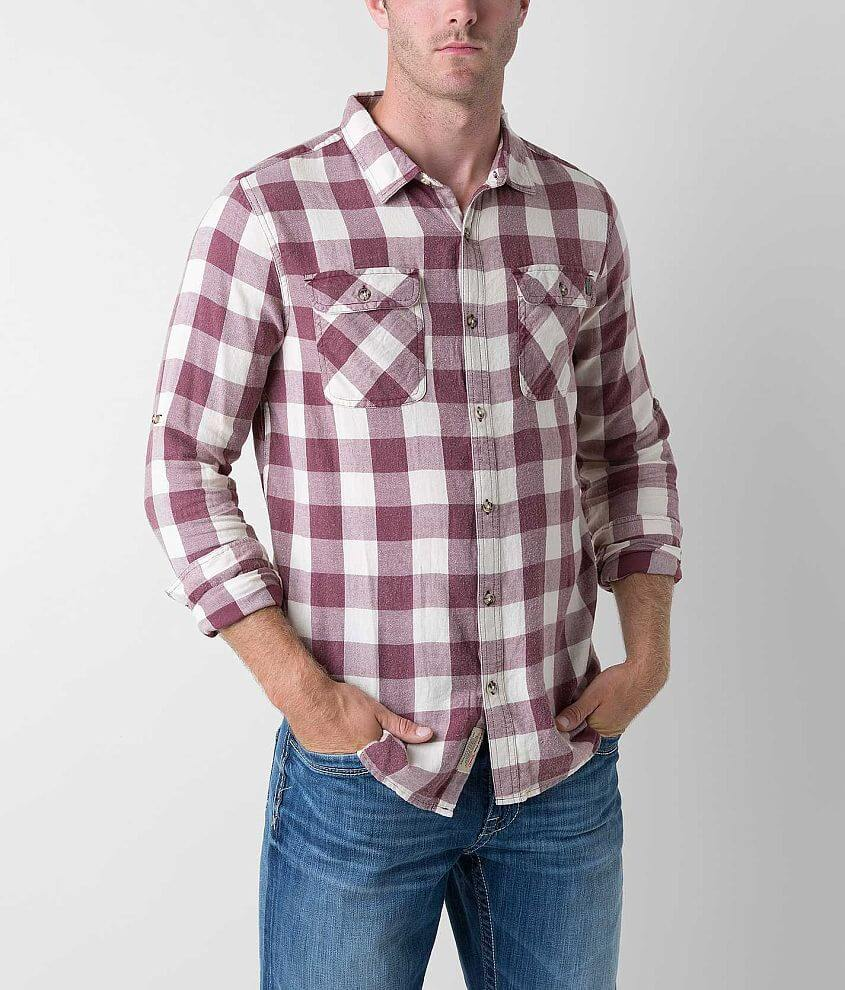 Triple 5 Soul Flannel Shirt front view