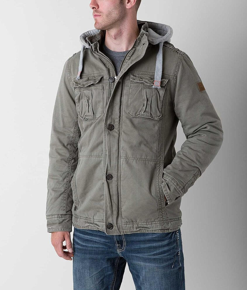 Triple 5 Soul Washed Coat front view