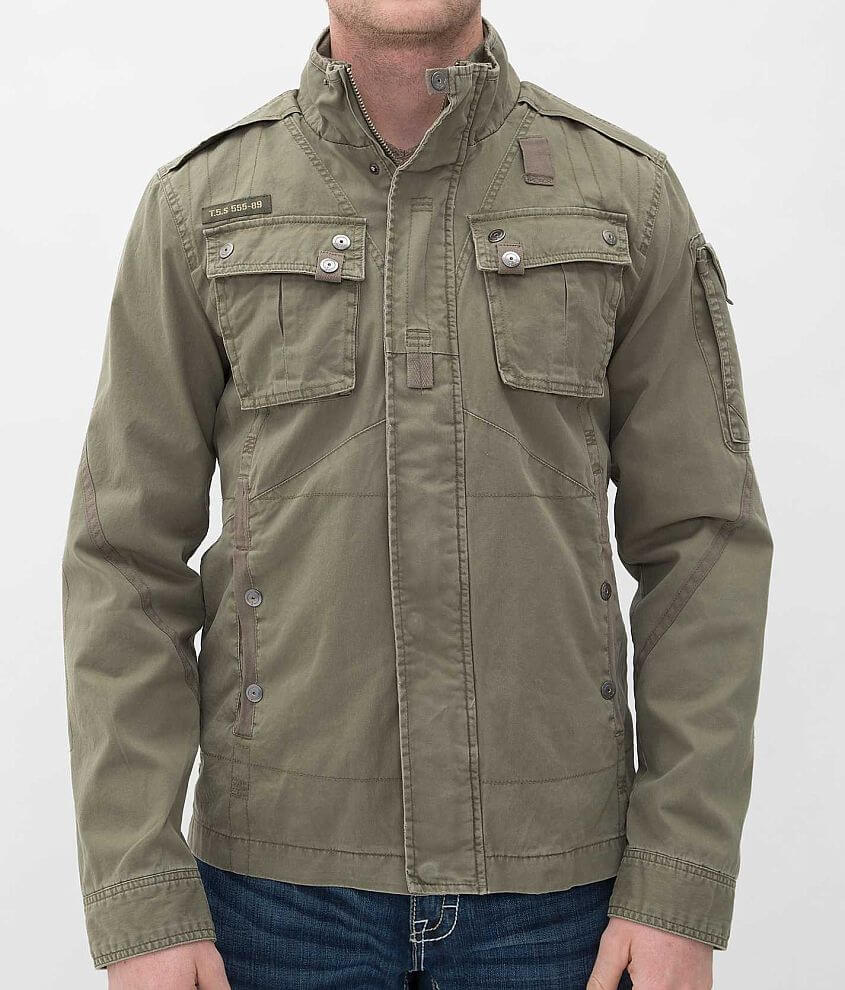 Triple 5 Soul Solid Jacket front view