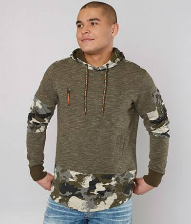 Triple 5 Soul Camo Hooded Sweatshirt
