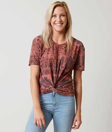 Daytrip Knotted Top