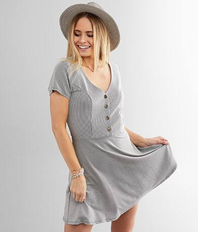 Daytrip Ribbed Knit Dress