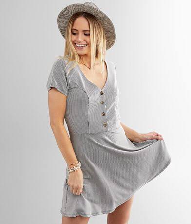 Daytrip Ribbed Knit Dress