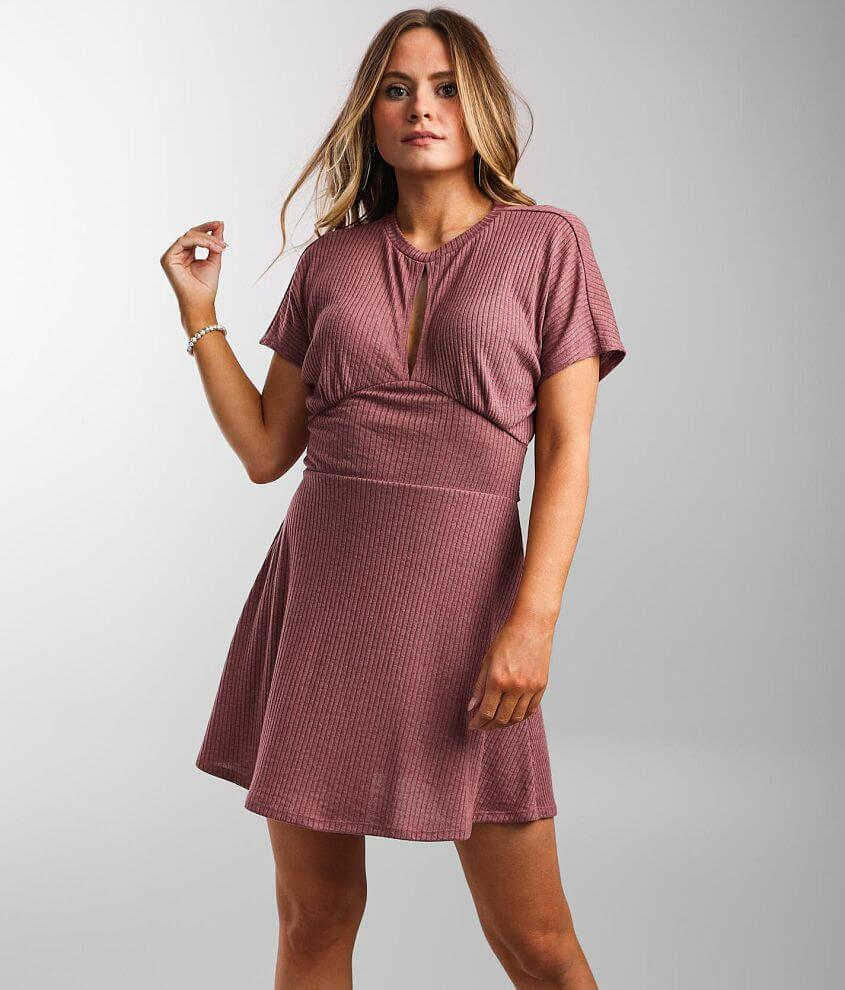 Daytrip Opened Tie Back Dress front view