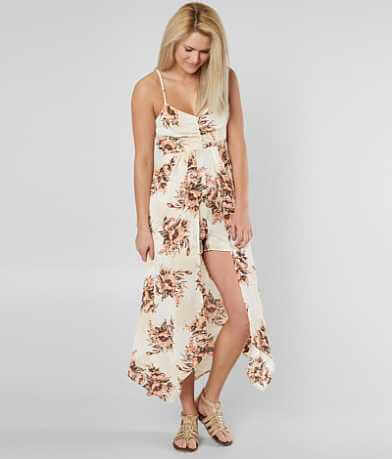 Daytrip Step Through Maxi Romper