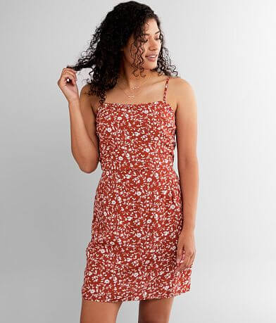 Daytrip Floral Print Dress