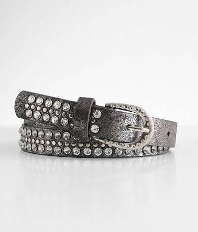BKE Metallic Glitz Belt