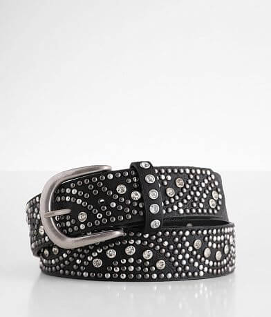 BKE Metallic Glitz Belt