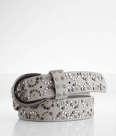 BKE Studded Glitz Belt