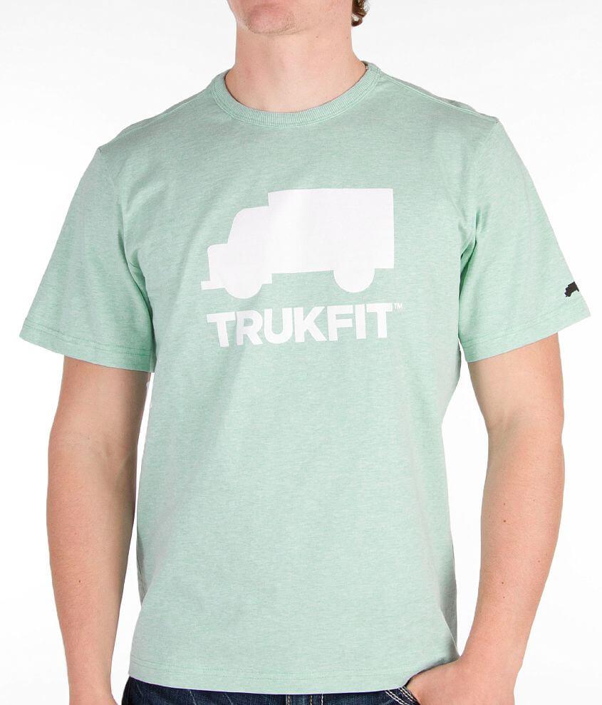 Trukfit Logo T-Shirt front view