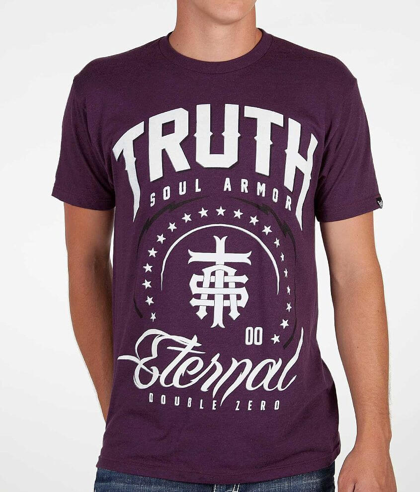 Truth Soul Armor Paramount T-Shirt front view