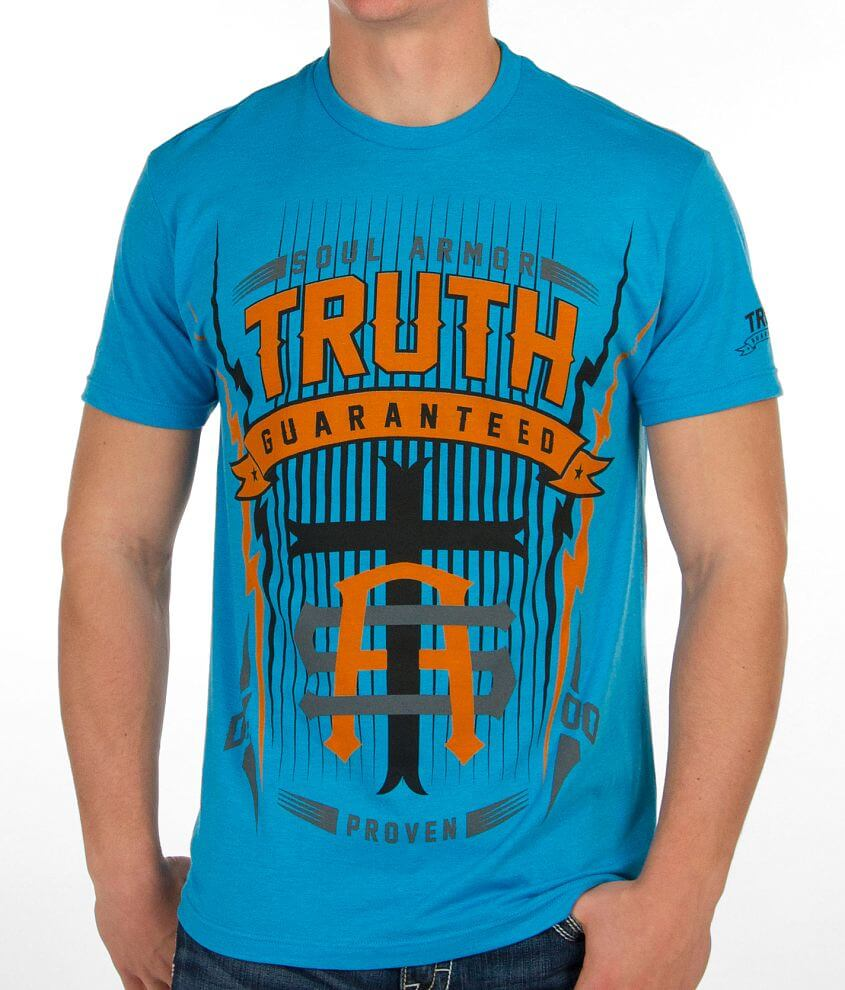Truth Soul Armor Circuit T-Shirt front view