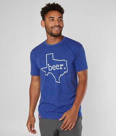 Tumbleweed TexStyles Beer Texas T-Shirt