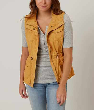 Daytrip Canvas Vest