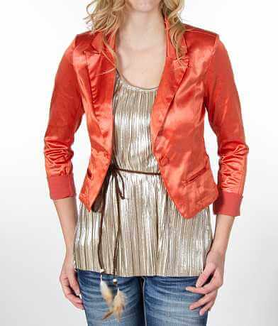 Ashley Satin Blazer