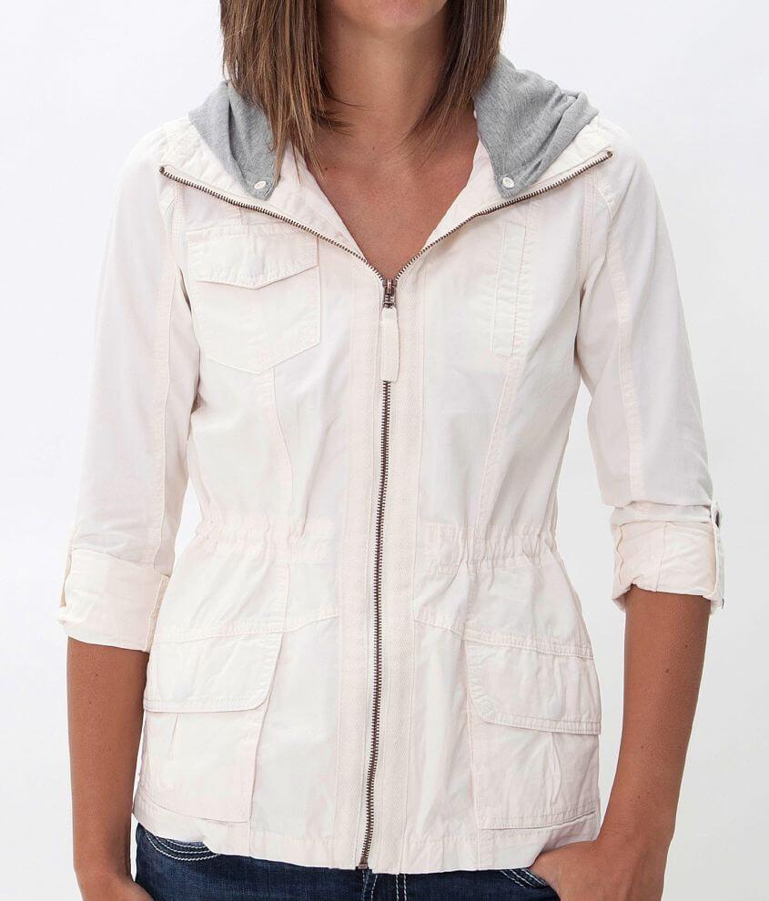 0274fde0d5 Ashley Twill Jacket - Women s Coats Jackets in Cream