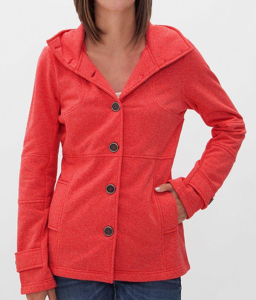 BKE Fleece Jacket front view