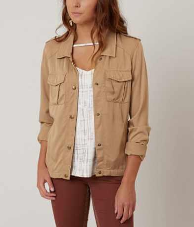 Ashley Solid Jacket