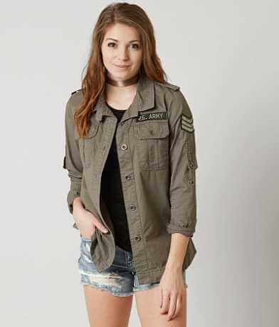 Ashley Canvas Jacket