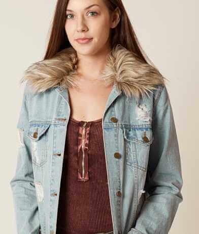 BKE Boyfriend Jacket