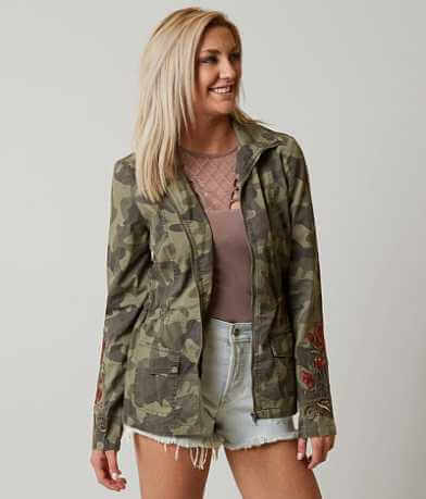 Ashley Camo Jacket