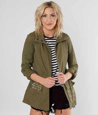Ashley Embellished Anorak Jacket