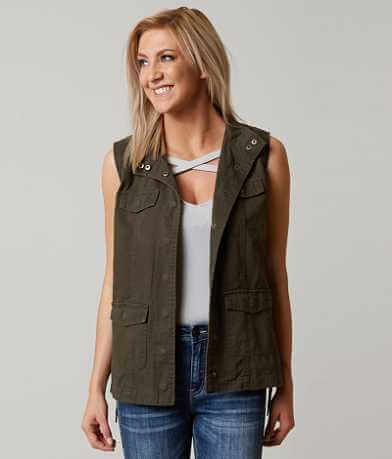 Daytrip Lace-Up Vest