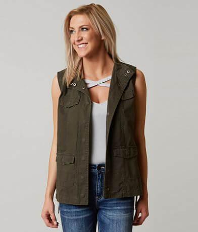 Daytrip Lace-Up Vest