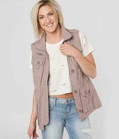 Ashley Canvas Vest