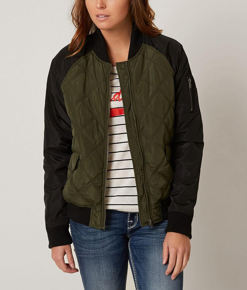 c0a4b2498 Daytrip Quilted Jacket - Women's Coats/Jackets in Olive | Buckle