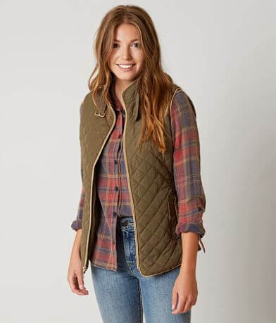 Ashley Quilted Puffer Vest