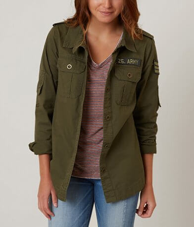 Ashley Utility Jacket