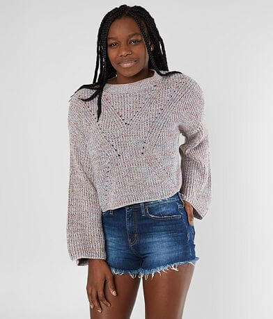 Two-One-Two New York Marled Sweater