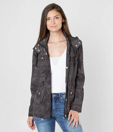 26 International Camo Anorak Hooded Jacket