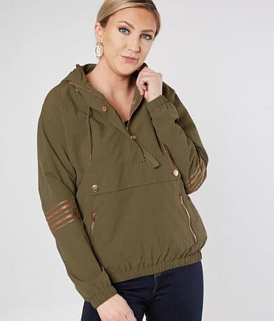 6a5b24ad6e2b2 Ashley Lightweight Hooded Jacket