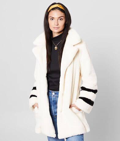 Stoosh Faux Fur Jacket