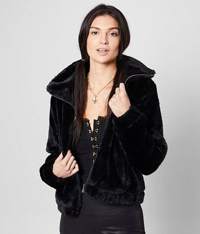 Ashley Faux Fur Jacket