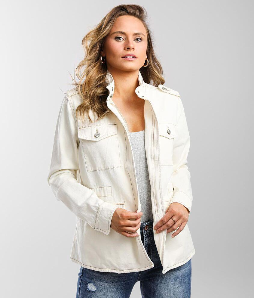 Ashley Vintage Charm Lightweight Jacket front view