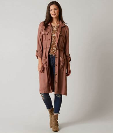 Stoosh Trench Jacket