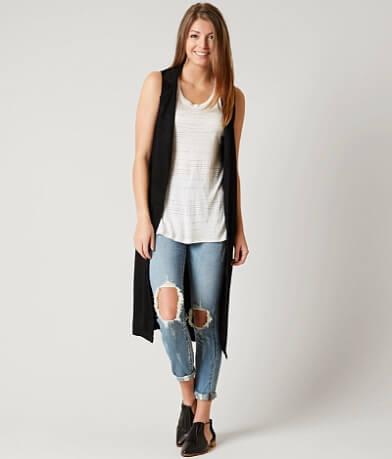 Stoosh Solid Tunic Vest