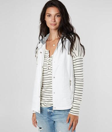 Daytrip Embroidered Vest