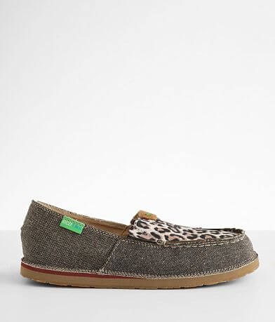 Twisted X® Leopard Loafer