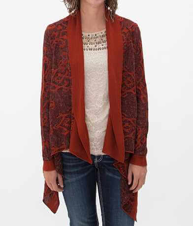Daytrip Southwestern Cardigan Sweater