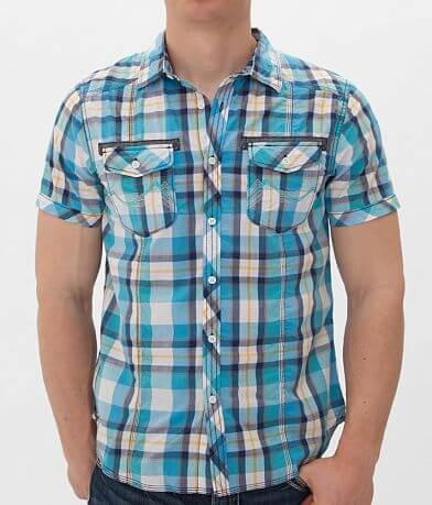 Union Blitz Plaid Shirt
