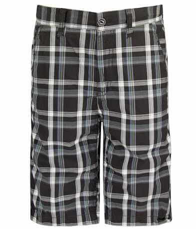 Union KA NUI Plaid Chino Short